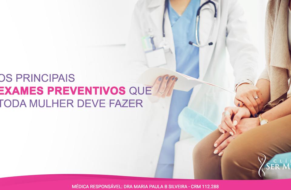 exames preventivos
